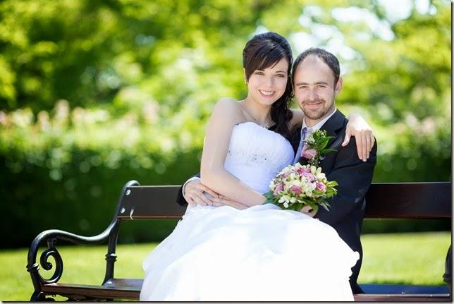 Svatební den Veronika & Jan