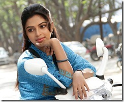 Actress Amala Paul in Nimirnthu Nil Latest Stills