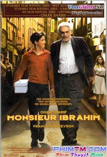 Ông Ibrahim Và Những Nhành Hoa Coran - Monsieur Ibrahim