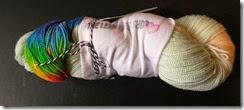 Rainbow Striped Yarn - Lemonade Shop