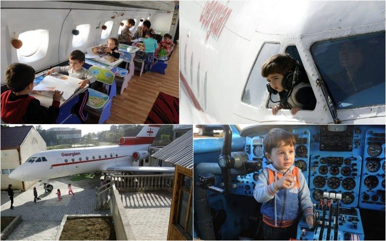 aeroplane-kindergarten