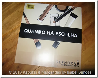 Sephora Gold