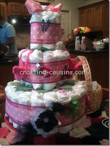 Diaper Cake (3)