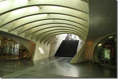 リエージュ・ギマン駅 (Gare de Liège-Guillemins)