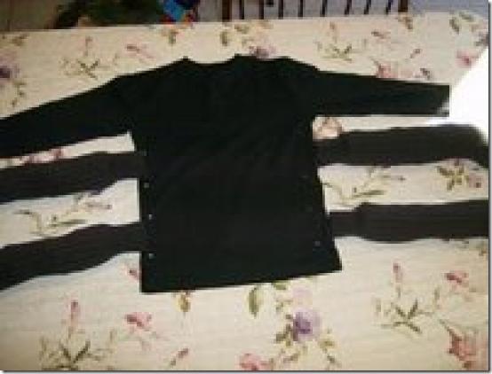 disfraz araña niño paso a paso (2)