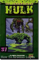 P00037 - Coleccionable Hulk #37 (de 50)