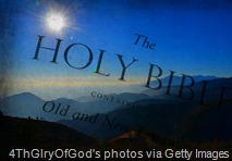 The Holy Bible Gods Love Letters to us by 4ThGlryOfGod photos via Getty Images
