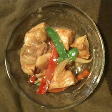 Chicken Stir Fry Oriental