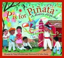 P is for Pinata
