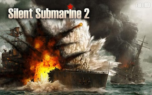 Silent Submarine 2HD Simulator- screenshot thumbnail