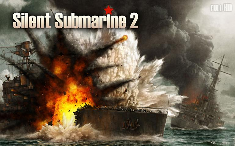 Silent Submarine 2HD Simulator Screenshot 0