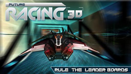 Future Racing 3D Pro - screenshot
