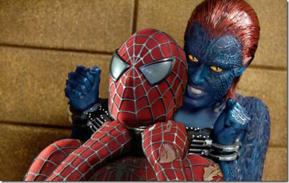 Spiderman_XMen