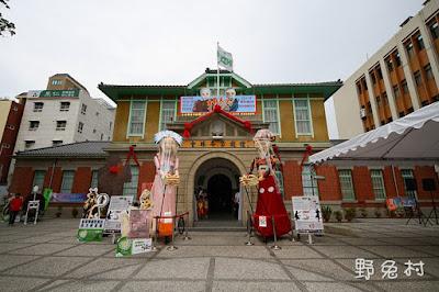 [雲林-景點] 雲林布袋戲館 (原虎尾郡役所)