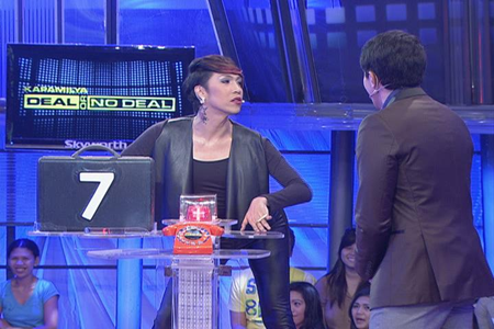 Vice Ganda in Kapamilya, Deal Or No Deal