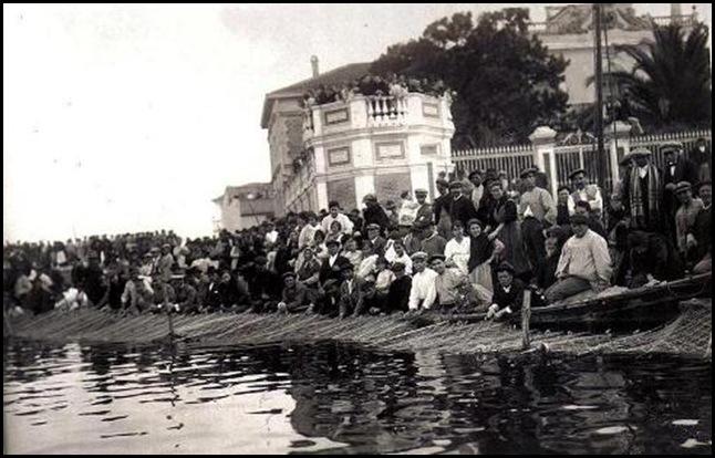 la arrastra 1920