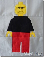 Black minifig