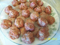 Fondue Meatballs 001