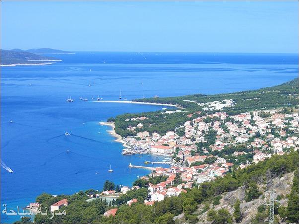 اجمل 10 جزر كرواتية