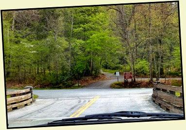 03 - Turn to Smokemont Campground