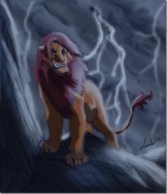 El Rey León,The Lion King,Simba (138)
