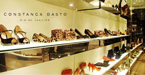 Constança Basto abre loja em Curitiba no Shopping Crystal.