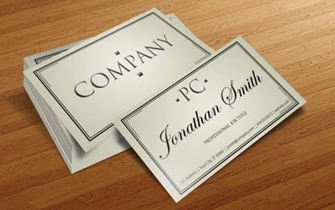 Business Card Template – ProCard