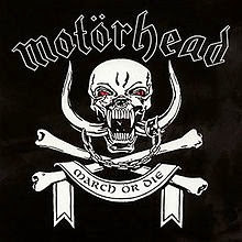 1992 - March Ör Die - Motörhead