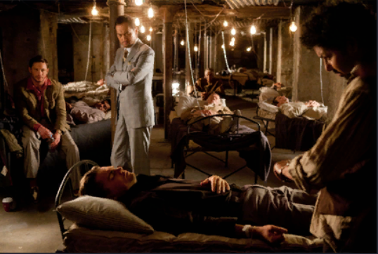 Inception ending interpretations opium den