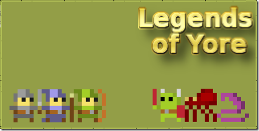 legend of yore