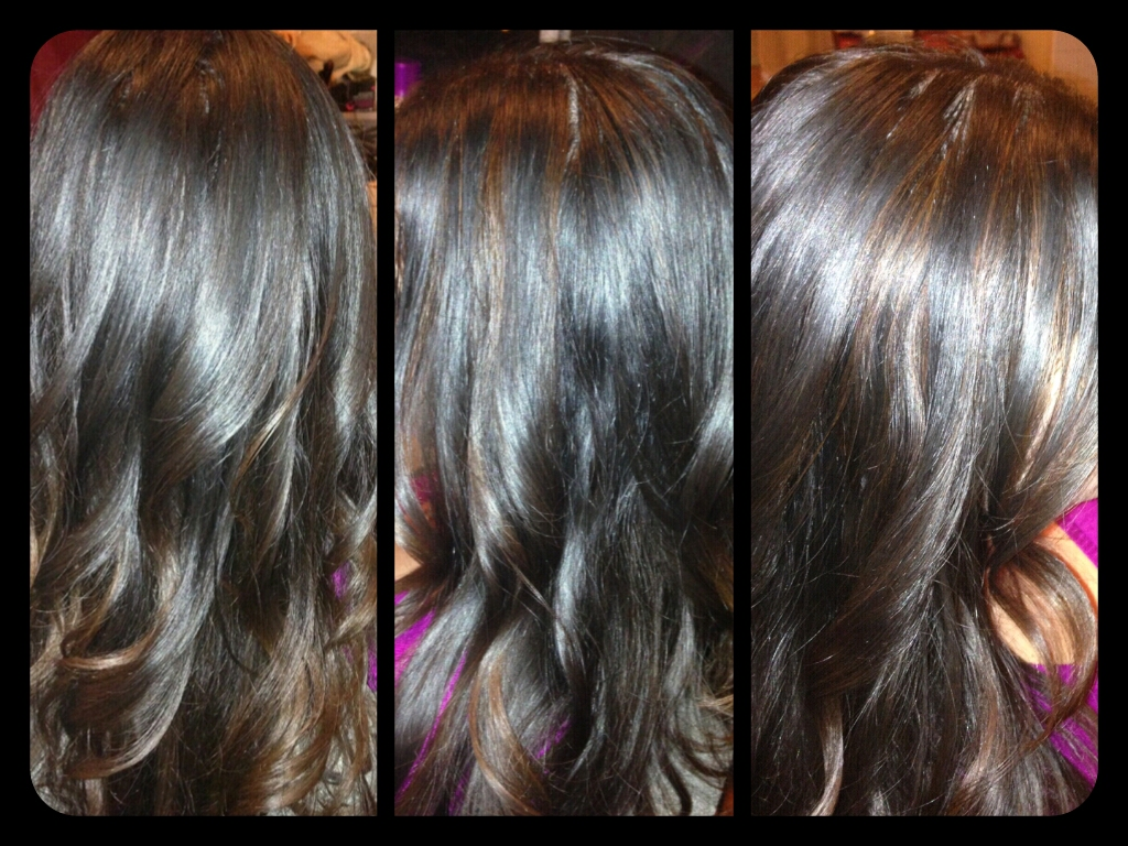 Blending Gray Hair With Highlights And Lowlights Hairs Picture Gallery