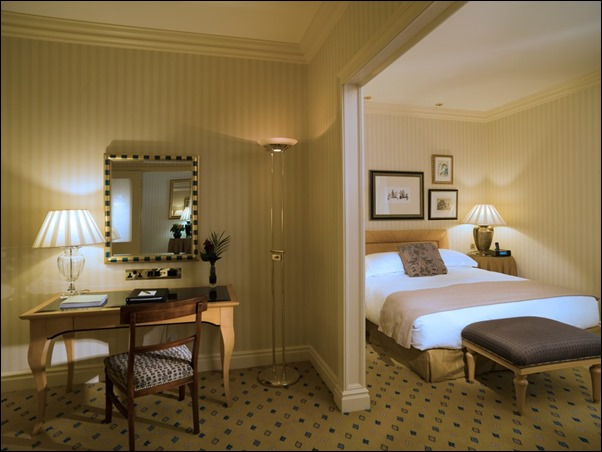 غرف فندق لاندمارك لندن