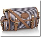 J Jeans by Jasper Conran Striped Bag