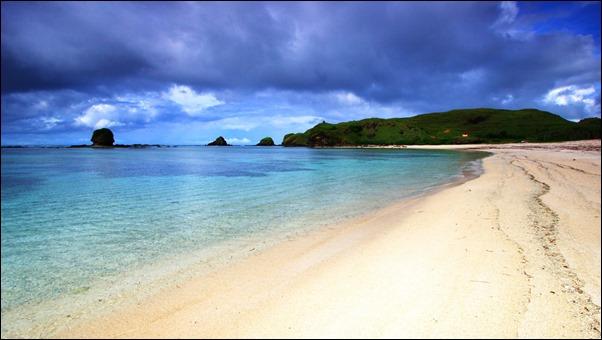 شواطئ بالي الاندونيسية