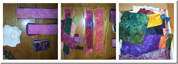 batik collage