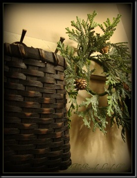 bathroom basket ARLH 2011