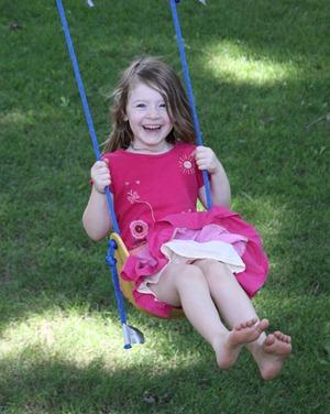 Swinging with Grandma July 2011 (11)