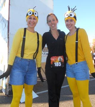 Minions Race Costume -