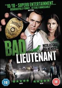 Bad Lieutenant (2009) - poster