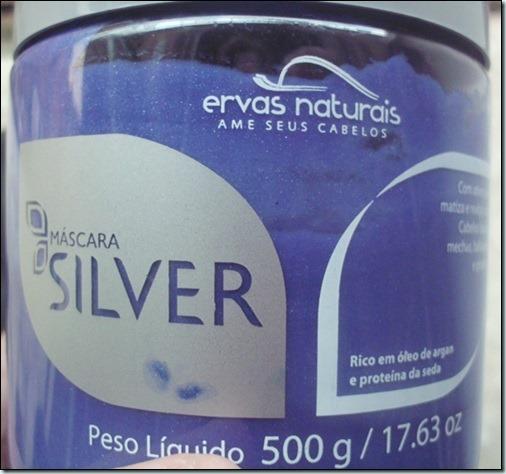 Resenha: Mascara Silver Ervas Naturais