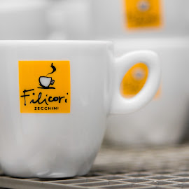 Early morning by Cristian Pandia - Food & Drink Alcohol & Drinks ( colour, cup, color, coffee, yellow, morning )