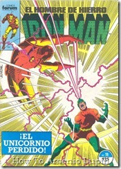 P00052 - El Invencible Iron Man - 153 #154
