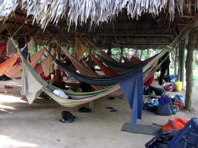 our sleeping arrangments at Finca Don Pedro