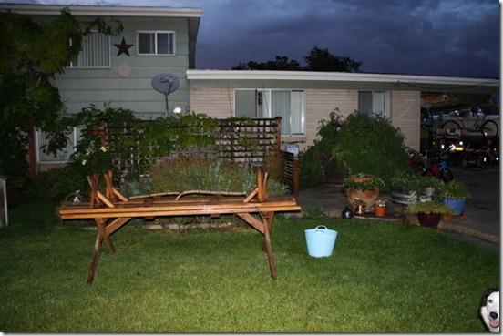 Sept 1 Yard and Rainstorm 037