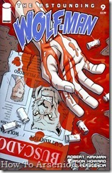 P00009 - The Astounding Wolf-Man #9