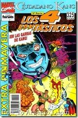 P00136 - Los  Fantásticos -   Extra Primavera.howtoarsenio.blogspot.com v1 #4