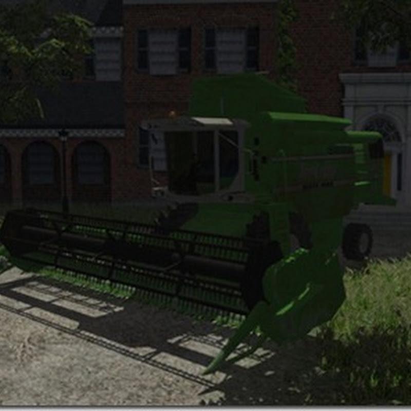 Farming simulator 2011 - Deutz Fahr Topliner 4090 HTS