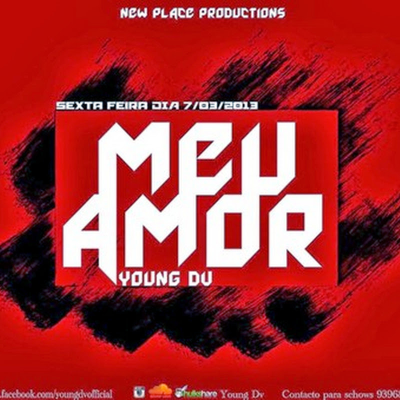 Young DV–Meu Amor (R&B 2K14) [Download]