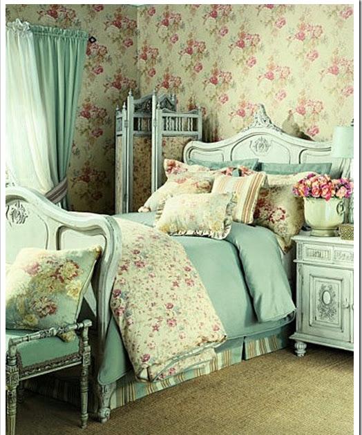 Shabby and charme romantiche camere da letto romantic - Shabby and charme ...
