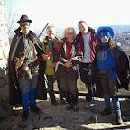 Jelmezes kéktúra a Budai-hegyekben